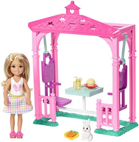 Amazon Prime: Barbie Chelsea Puppe und Picknick Spielset ( FDB34 )