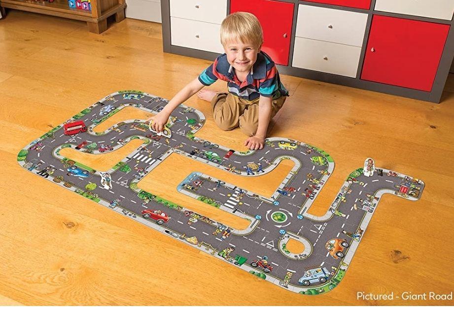 Orchard Toys großes Straßenpuzzle