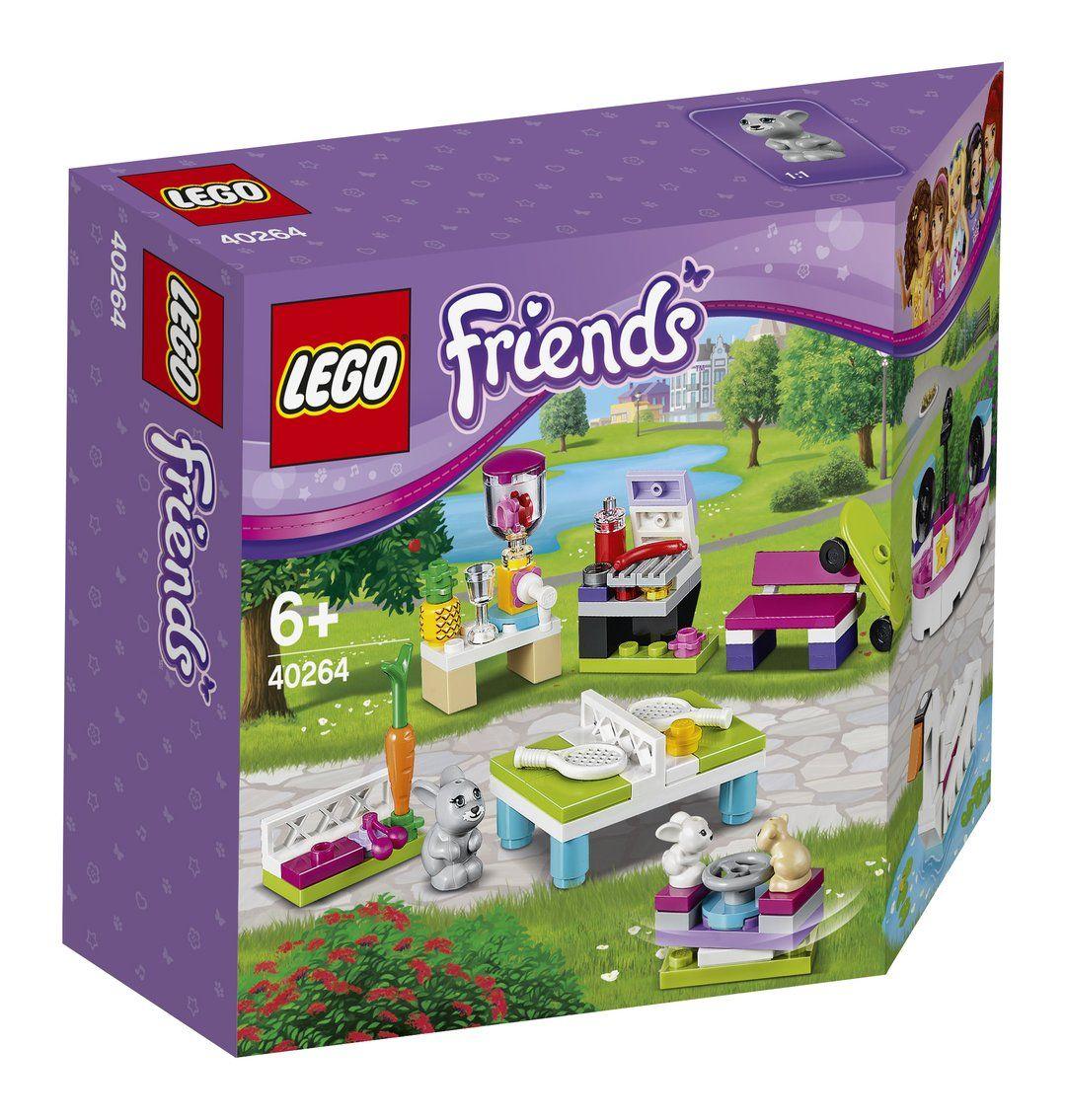 LEGO 40264 Friends Zubehör-Set KEINE VERSANDKOSTEN AUF ALLES BIS 24 UHR