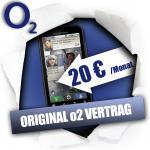 o2 Blue 100 mit Motorola Defy schwarz oder weiss für 0€