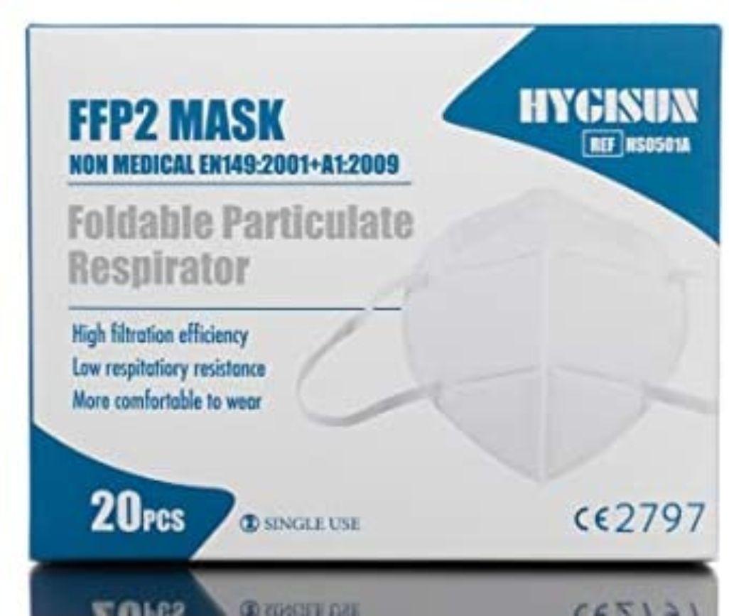 FFP2 Masken 20 Stk