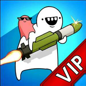 [VIP]Missile Dude RPG: Offline tap tap Missile Google Play Store Android