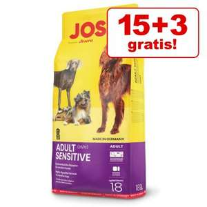 [Zooplus] JOSIDOG Adult Sensitiv