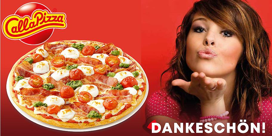 [Bayern] 30€ Call a Pizza Gutscheine