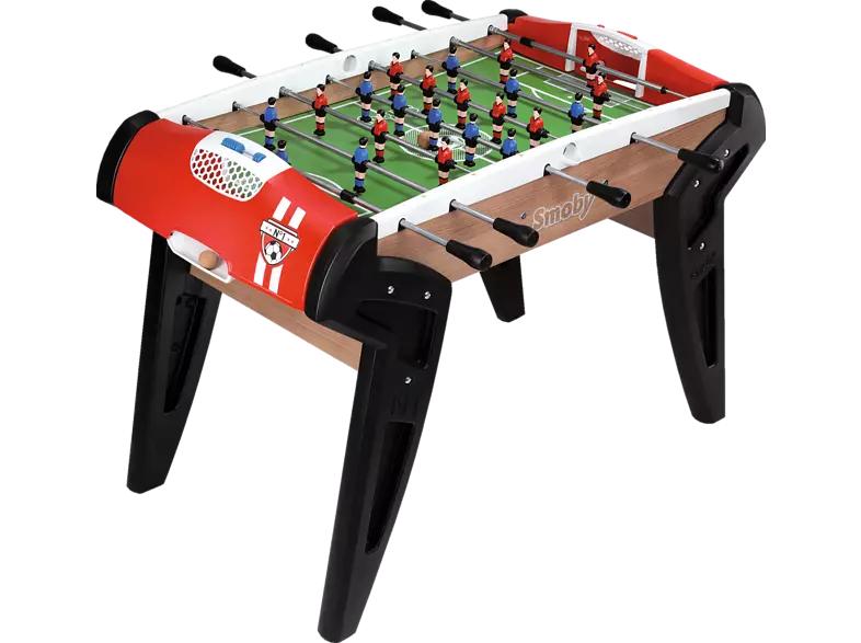 [ Saturn.de ] SMOBY - Tischfußball / Kicker / Tischkicker ( Rot/Schwarz ) / geeignet für Kinder ab 8 Jahren