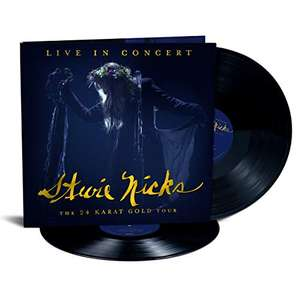 ( Prime ) Stevie Nicks - Live in Concert the 24 Karat Gold Tour [Vinyl LP]