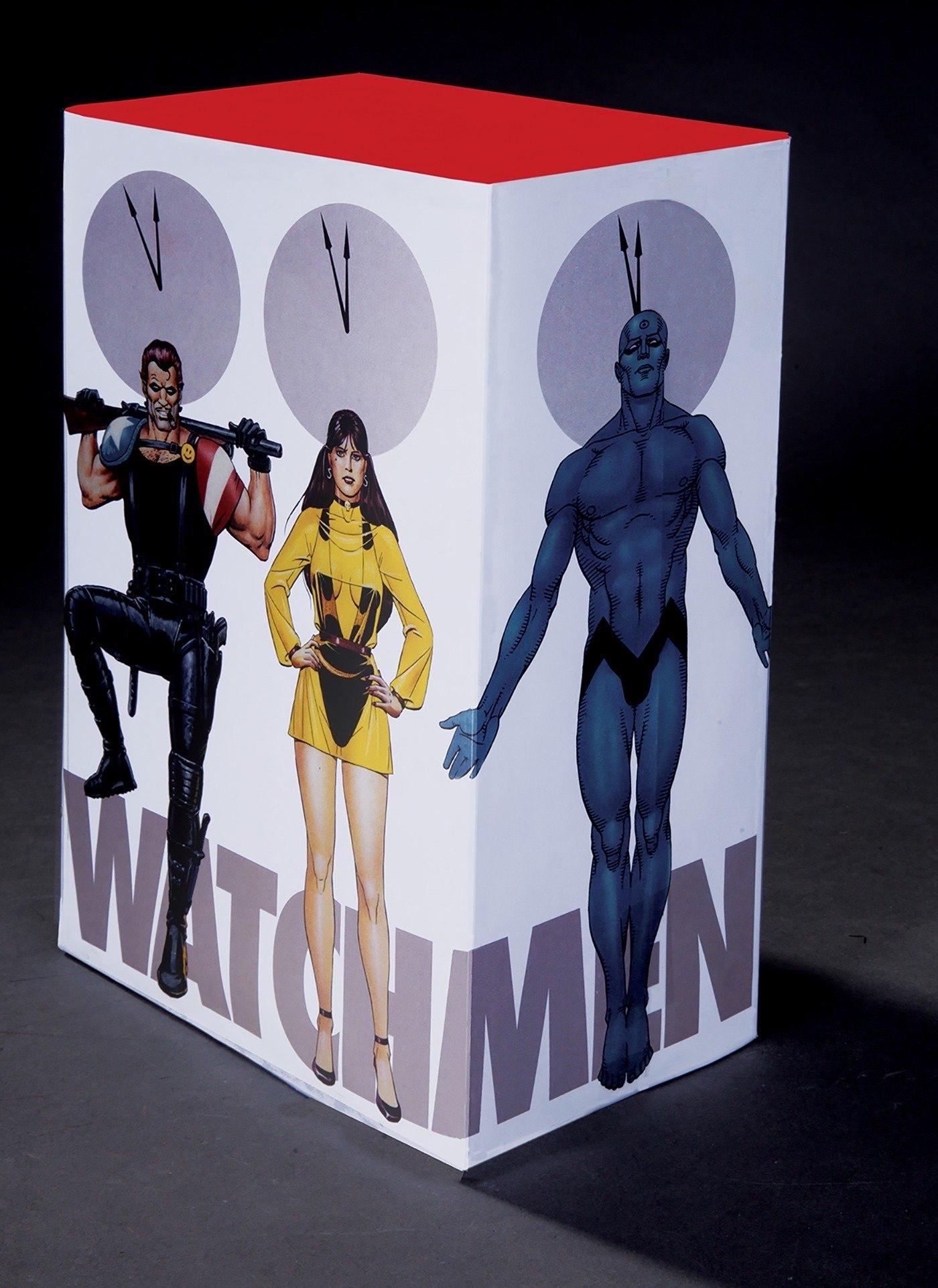 Watchmen Collector's Edition Slipcase Set, englisch, Comic
