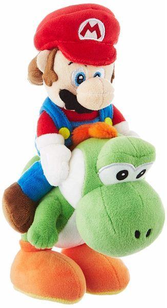Nintendo Mario & Yoshi, Plüschfigur, 22 cm - 20,03€ inkl Payback