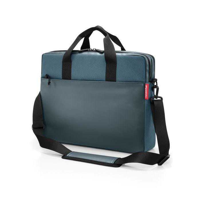 Reisenthel Workbag Canvas in grau und blau