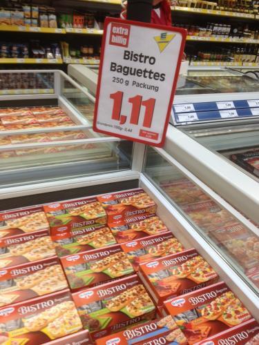 DR. Oetker Bistro Baguette 250 g für 1,11 € EDEKA