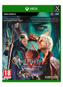 Devil May Cry 5 Special Edition (Xbox Series X) für 21,40€ inkl. Versand (Amazon UK)
