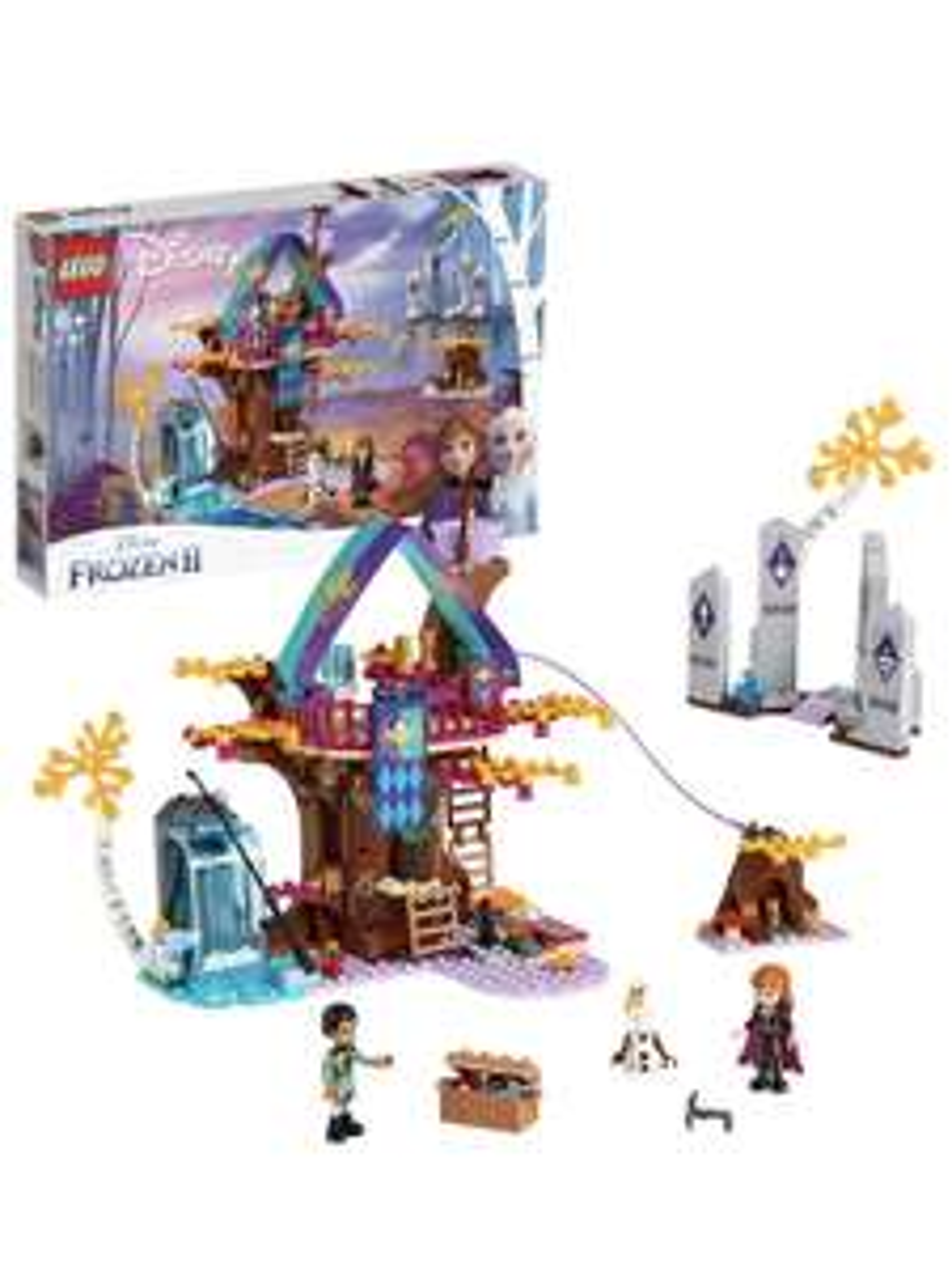 """[Lokal Müller Wuppertal] LEGO 41164: Disney Die Eiskönigin 2 """"Verzaubertes Baumhaus"""""""