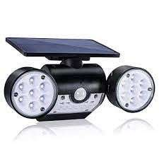 Outdoor Solarlampe, Motion LED Licht