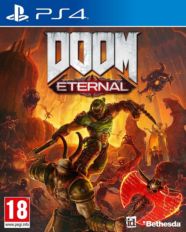 Doom Eternal (PEGI) [Playstation 4]