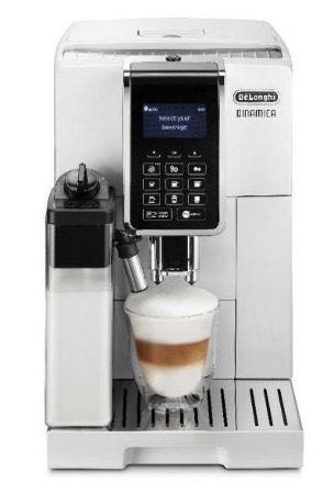 Delonghi Dinamica Ecam 353.75w Kaffeevollautomat bei Expert Beck