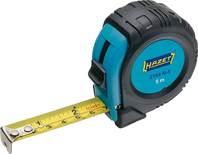 Hazet Rollband-Maß 5m 2154N-5 (Maßband)