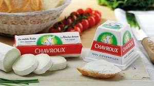 [Marktguru] Chavroux Frischkäse oder Weichkäse für effektiv 9 Cent (5× Einlösbar) [Globus]
