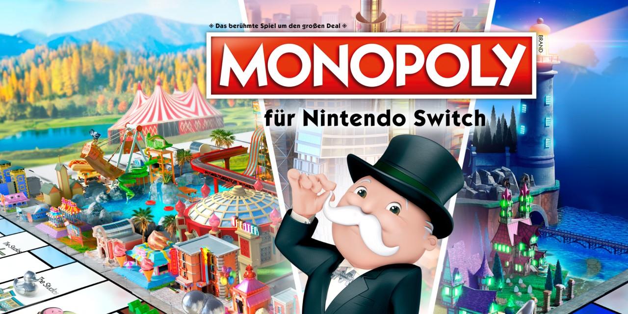 Monopoly für Nintendo Switch - eShop