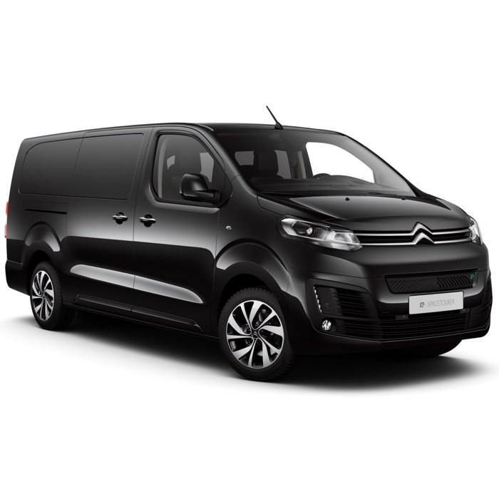 [Gewerbeleasing] Citroën e-Spacetourer Business XL: mtl. 125€ + 895€ ÜF (eff. 162,50€), LF 0,24, GF 0,31, 24 Monate, BAFA, sofort verfügbar