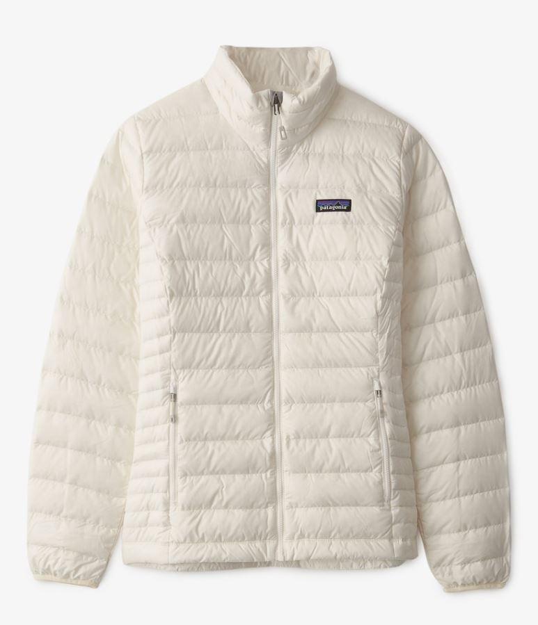 [SVD // www.sivasdescalzo.com] Großer Sneaker und Klamotten-Sale. Bspw. Patagonia W's Down Sweater (in Weiß und Größe M)