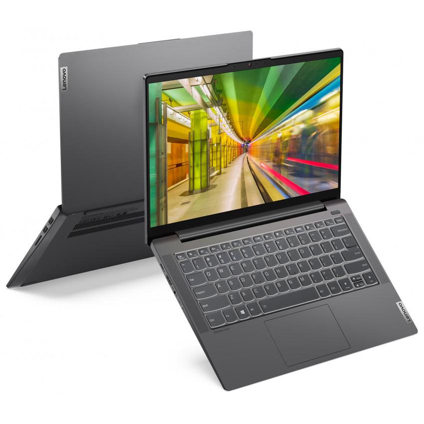 """[Nachweispflichtig/Lieferbar ab 19.04.] Lenovo IdeaPad 5 14ALC05 (14"""", FHD, IPS, 300 nits, Ryzen 5 5500U, 16/512GB, USB-C, HDMI 1.4, Win 10)"""