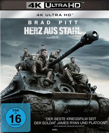 4K Ultra HD Blu-rays für 7,97€ (z.B. Hellboy, Die Glorreichen Sieben, Jumanji...)