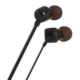 JBL Tune 110 In-Ear Kopfhörer, Schwarz - Filialabholung