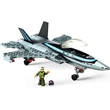 Mega Construx Top Gun Boeing F/A 18(Bücher.de) Klemmbausteine