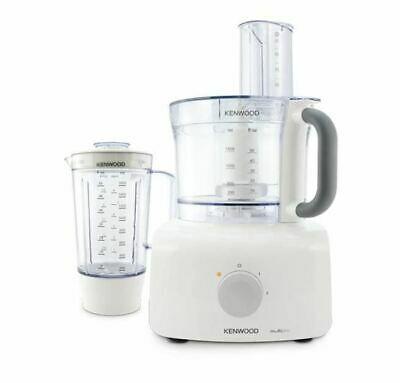 KENWOOD Küchenmaschine FDP643WH Multipro Home (1000W, 1,5L Mixeraufsatz, weiß) [B-Ware]