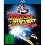 Blu-ray : Zurück in die Zukunft Trilogie ab 20,20EUR inkl. Versand