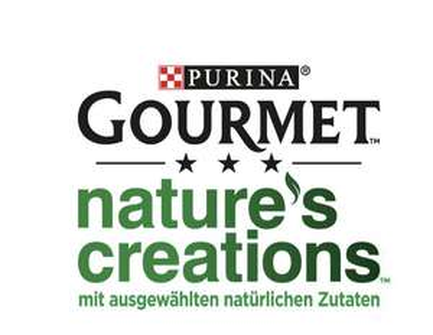 Purina Gourmet nature´s creation - 3x kaufen und 0,50 € sparen