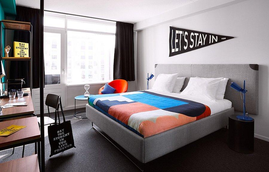 [Hotels] The Student Hotel, für Studenten, Zimmer ab 35€ pro Nacht bei mind. 2 Nächten, kostenfreie Stornierung, z.B. in Groningen, Berlin