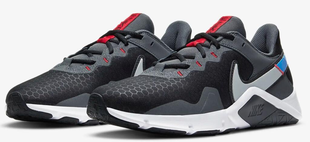 Nike Legend Essential 2 Trainingsschuhe für 38,38€ (Nike Store) edit: nur noch Größen 38,5 / 43