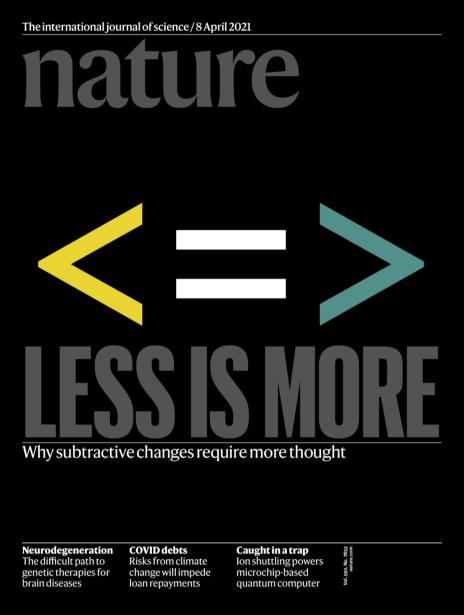 Nature Magazin Abo (51 Ausgaben print + digital) + Online-Zugang zu Nature Insights, Outlooks und Collections für 119,- €