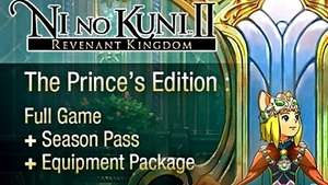 Ni no Kuni™ II: Revenant Kingdom - The Prince's Edition (wingamestore)