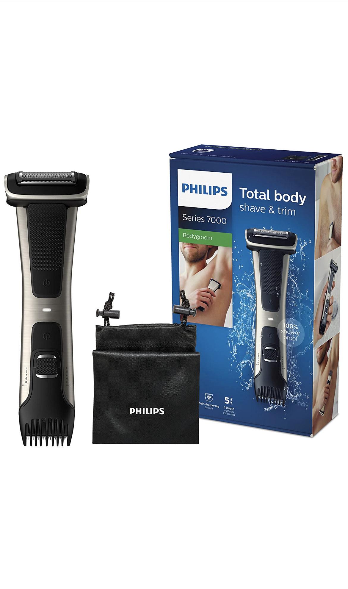 Philips BG7025/15 Bodygroom Series 7000 Amazon