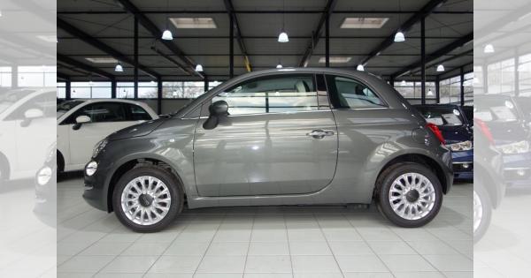 Fiat 500 Lounge mit 69 PS + Carplay für 69€ mtl. – LF: 0.41 / EZ 06/20