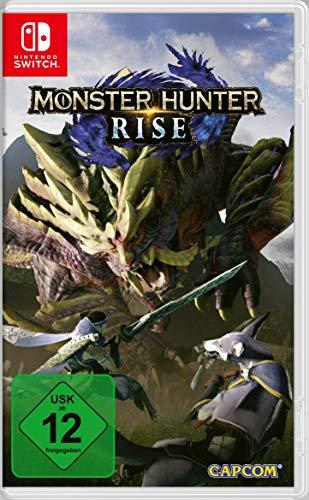 Monster Hunter Rise - Nintendo Switch USK/Deutsche Version