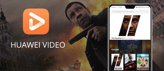 Kostenloser Film-Gutschein in der Huawei Video App für Alle