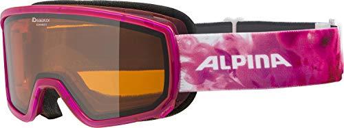ALPINA SCARABEO S Skibrille, Unisex – Erwachsene, one size