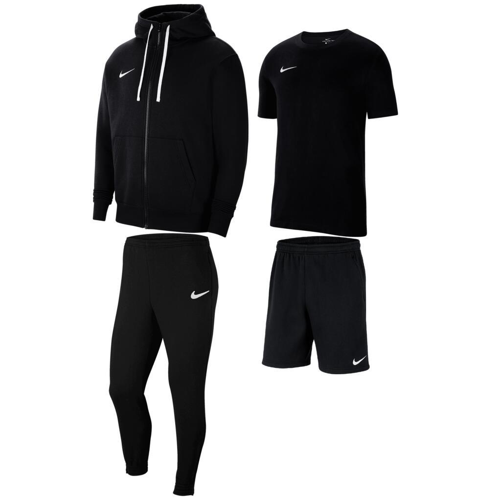 Nike Baumwollset Team Park 20 (Shirt, Shorts, Jacke, Hose)