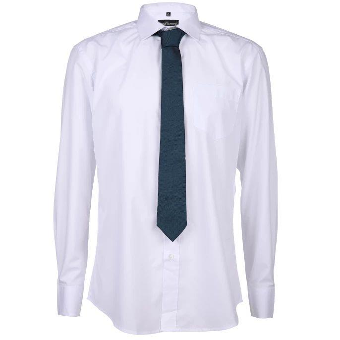Modisch, klassisches Hemd mit Krawatte von Marcel Battiston (Filialabholung)