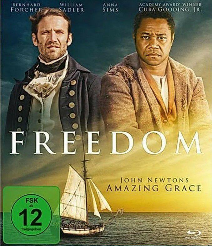 Freiheit/Freedom - John Newton's Amazing Grace mit Cuba Gooding Jr. kostenlos im Stream auf Bibel TV bis 17.04.2021 (nach 20:00 Uhr)