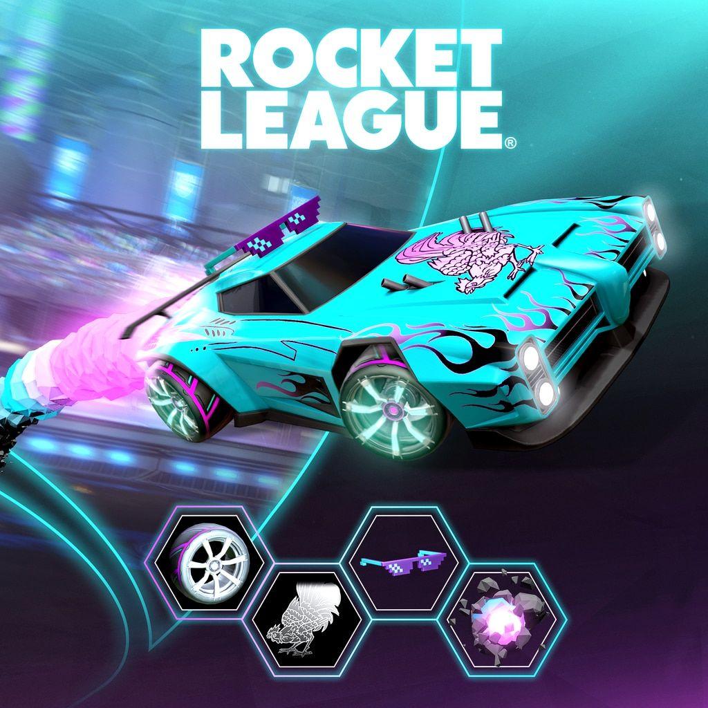 Rocket League Playstation Plus Paket für PS+ Mitglieder gratis