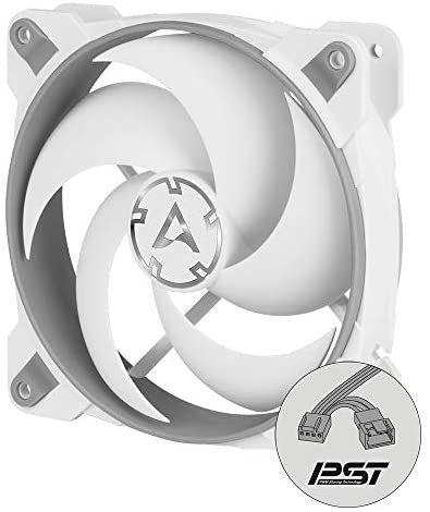 ARCTIC Bionix P120 - 120 mm Gehäuselüfter, PWM PST-Sharing-Funktion, Optimiert für statischen Druck, Kühler, 200-2100 U/min. [Prime]