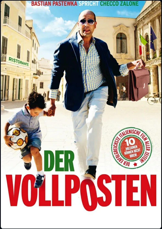 """[Servus TV Mediathek] Italiens erfolgreichster Film """"Der Vollposten"""" mit der Stimme von Bastian Pastewka kostenlos streamen"""