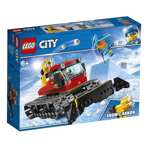 LEGO City 60222 Schneeraupe EOL