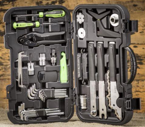 Werkzeugkoffer fürs Bike: Birzman Travel Tool Box mit Corporate Benefit