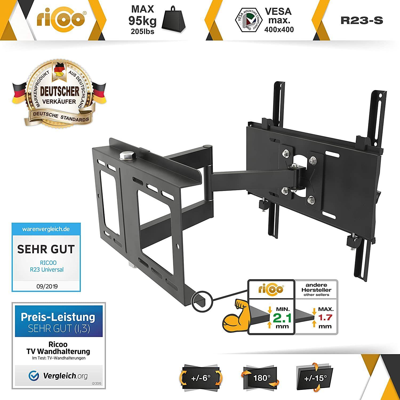 RICOO TV Wandhalterung (R23-S) eBay