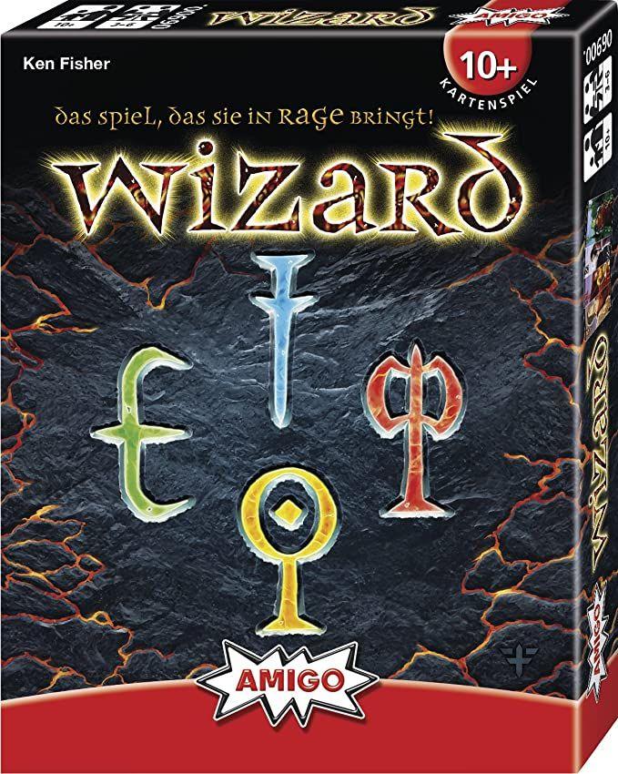 [Thalia KultClub] Amigo 6900 - Wizard Kartenspiel für 4,95€ über Thalia App erhältlich